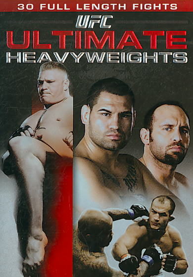 UFC ULTIMATE HEAVYWEIGHTS (DVD)