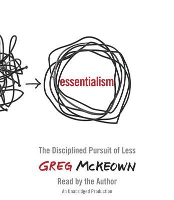 [CD] Essentialism By Mckeown, Greg/ Mckeown, Greg (NRT)
